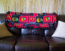 Unique Hockey Blankets Related Items Etsy