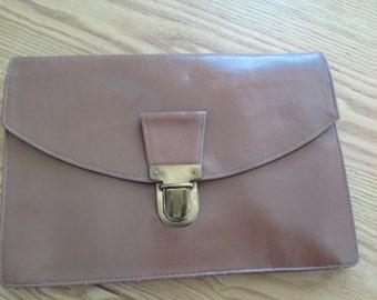 1960s Envelope Clutch Bag