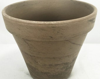 10 3 x 2 5 mini clay pots great for plants and by hirtsgardens for Small clay pots