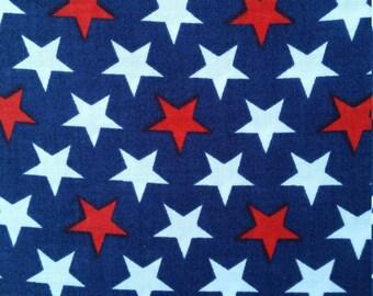 4th of July | American Flag Bandana |  Dog Bandana | Red White and Blue