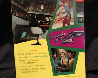 Vintage Star Trek The Enterprise Logs
