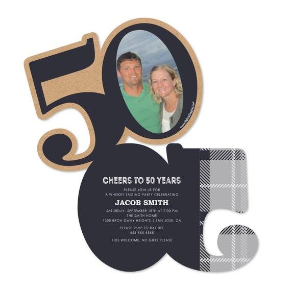 50th milestone birthday aged to perfection age shaped birthday