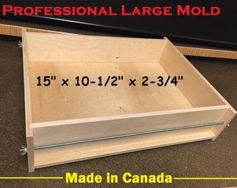 Professional 15 lb. Large Soap Mold