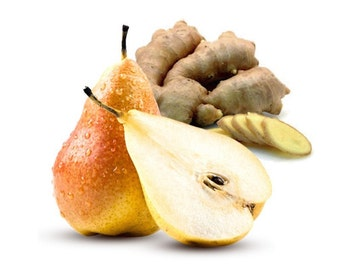 Organic Vegan Lip Balm Flavor //Ginger Pear Flavor Oil