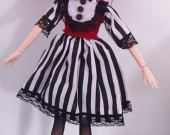 Dress blouse pullip