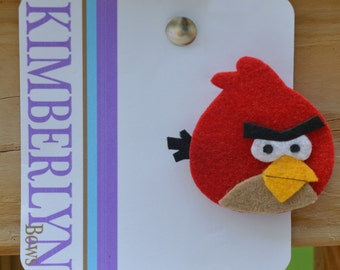 Angry Birds - Red Bird or Chuck - choose one