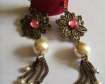 earring bronze