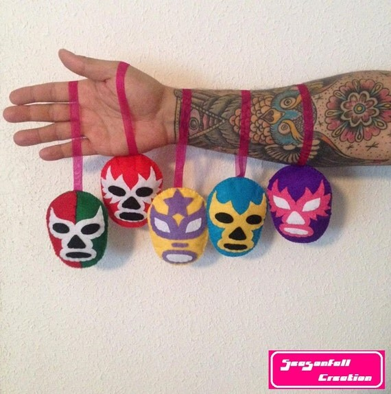 Mask Lucha libre