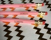 Chingona Pencil Set