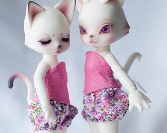 Corset for dolls 20cm Lati Yellow SP, RealFee, DearMine DP, Zuzu delf, Pipos PI.