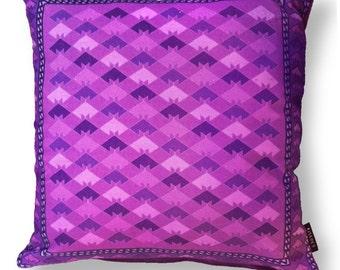 Purple cushion cover PURPLE RAIN