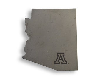 U of A Tucson | Concrete Coaster | University of Arizona