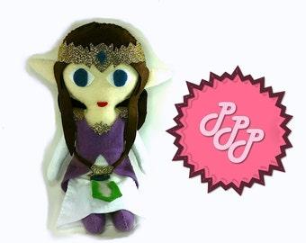 Legend of Zelda Plush Twilight Princess Doll Toy