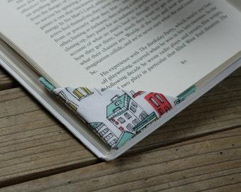 MTO 2 corner bookmarks - City