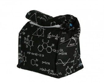 MTO Insulated lunch bag - Math