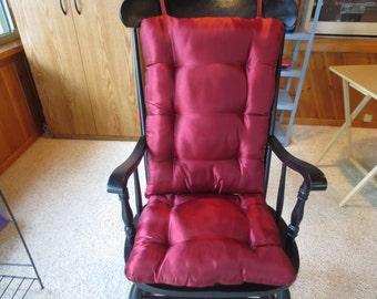 rocking chair cushion sets - Rocking Chair Cushion Sets