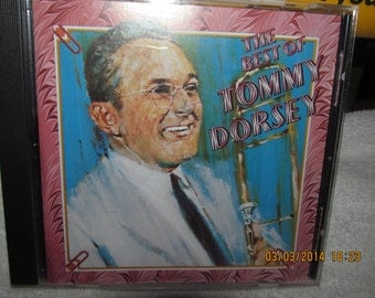 The Best of Tommy Dorsey CD