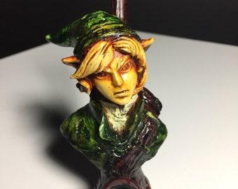 Zelda: Link Pipe