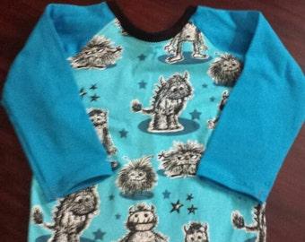 1 Size 2t shirt