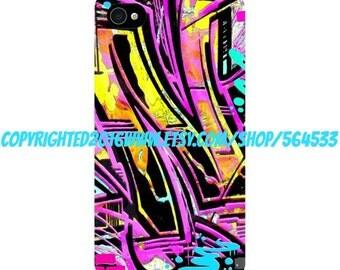 Graffiti Letter N iPhone Case / Galaxy Case
