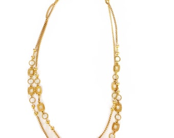 Glam Hollywood Chain Necklace