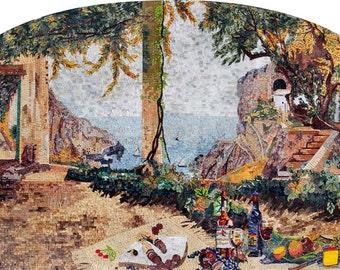 Mosaic Patterns-Toscana
