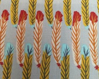 Feathered by Zandra Rhodes by Free Spirit Fabrics