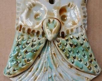 Decorative Ceramic Owl