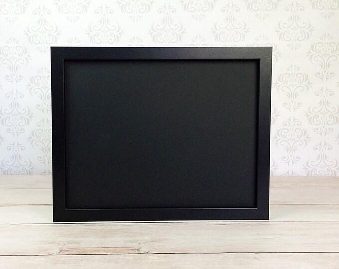 Chalkboard - Magnetic Chalkboard - Framed Chalkboard - Kitchen Chalkboard - Menu Board - Home Decor - Office decor - Christmas Gift