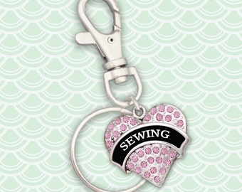 Sewing Keychain - 54678