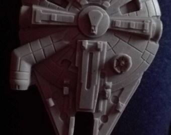 SOAP shaped Millennium Falcon