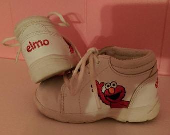 Sesame Street Elmo Toddler Shoes