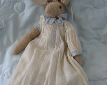 Vintage stuffed adorable Bunny Rabbit
