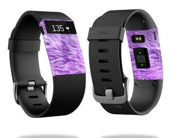 Skin Decal Wrap for Fitbit Blaze, Charge, Charge HR, Surge Watch cover sticker Furry