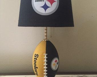 Pittsburgh Steelers football lamp  nfl sports team