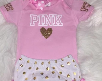 Pink Inspired Outfit with Bow