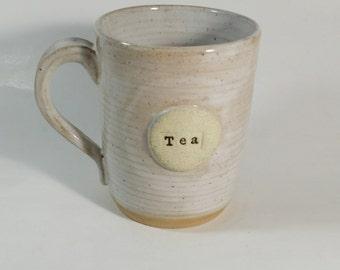 Tea Mug-pottery