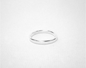 RP086 Sterling Silver Spinning Ring ,Weight 0.7 g.