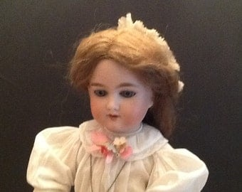 Antique German doll.Armand Marseille.