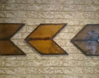 Handmade Wooden Arrows