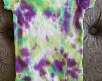 Tie Dye Onesie 3 Months