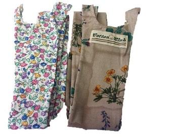 Stethoscope Cover Khaki Pansy with Hunter Floral Handmade Scrub Nursing Doctor