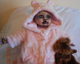 Baby Haunted Doll Aurelie
