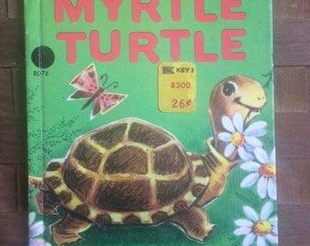 Myrtle Turtle Junior Elf Book 1961