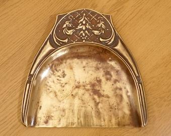 Vintage Brass Shovel