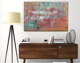 Large Oil Painting, Canvas Art, Large Wall Art, Oil Painting, Original Art, Abstract Art, Livingroom Wall Art, Large Art, Canvas Painting
