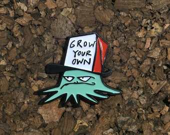 Squidbillies-Early-Grow Your Own Pin