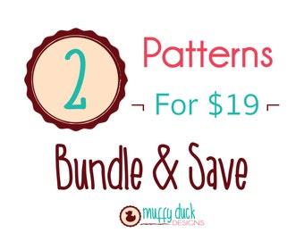 Choose ANY 2 PATTERNS Pram Liner/ Pram Liner Pattern/ PDF Sewing Pattern for Pram/Stroller