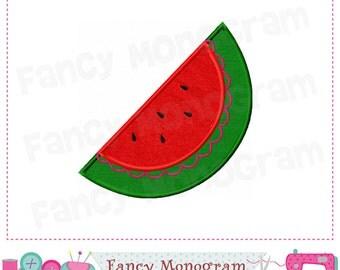 Watermelon applique,Watermelon embroidery,Watermelon design,Watermelon,Fruit,Summer applique,Summer design.-04