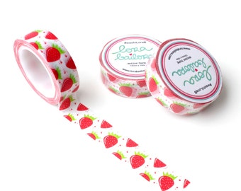 Washi tape Fresis 15mm x 10m